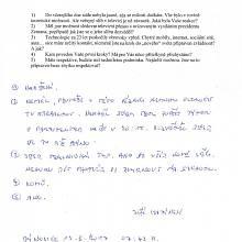 Dopis z věznice od Jiřího Kajínka