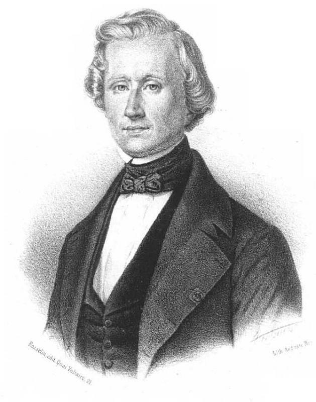 Francouz Urbain Jean-Joseph Le Verrier správně vypočítal polohu Neptunu a je považován za jeho objevitelespolečně s Britem Adamsem. Oba muži počítali nezávisle na sobě, o své práci vzájemně nevěděli.