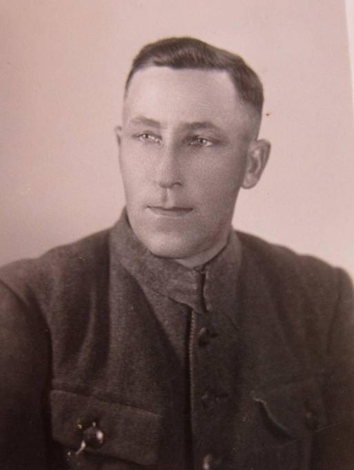 Václav Vondráček v ČS sboru