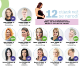 Infografika - Vybírají si ženy porodnici podle množství odvedených porodů?