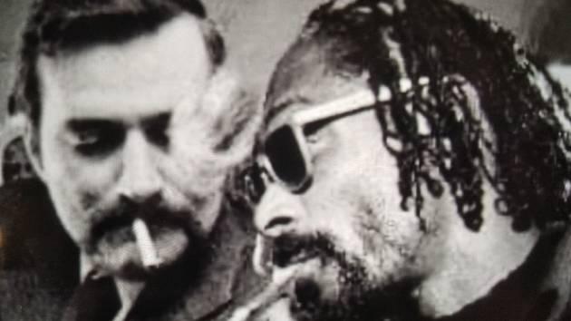 Lech Walesa a Snoop Dogg