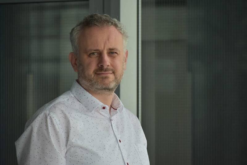 Igor Zahrádka, generální ředitel společnosti B:TECH.