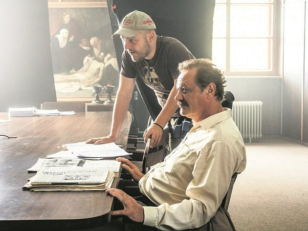 FENOMÉN. Podle Dominika Dána se točí film Rudý kapitán.