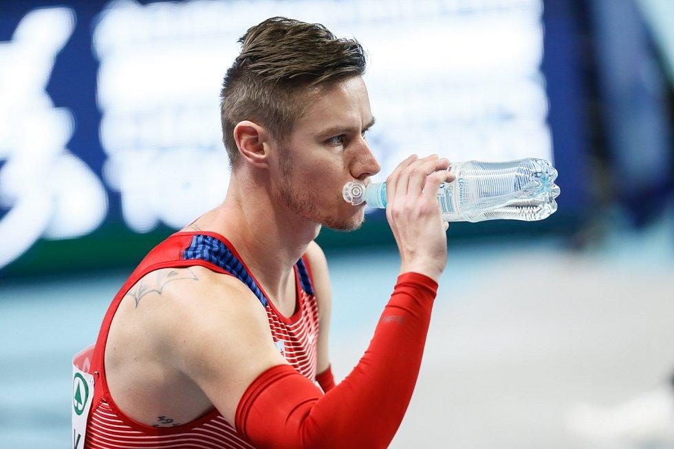 Žízeň Pavla Masláka.