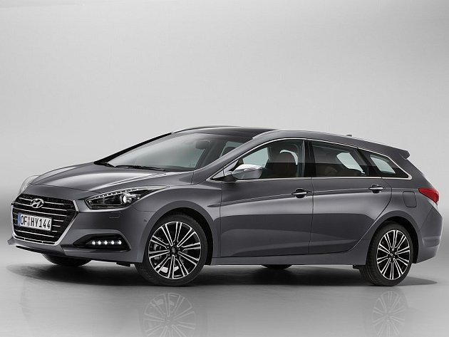 Hyundai i40.