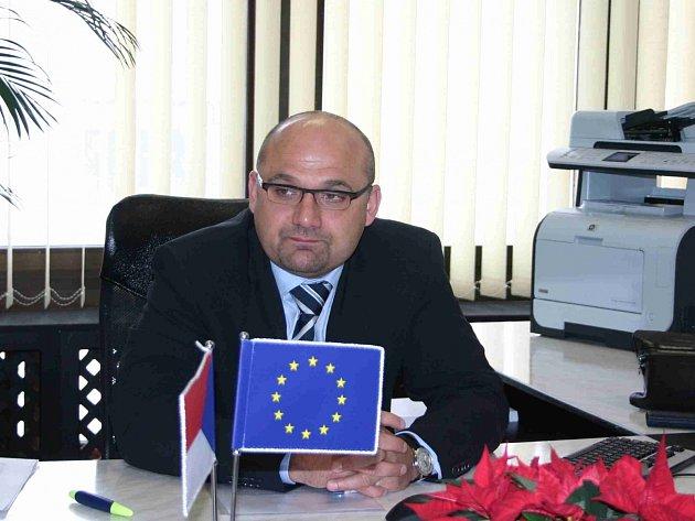 Poslanec Josef Tancoš