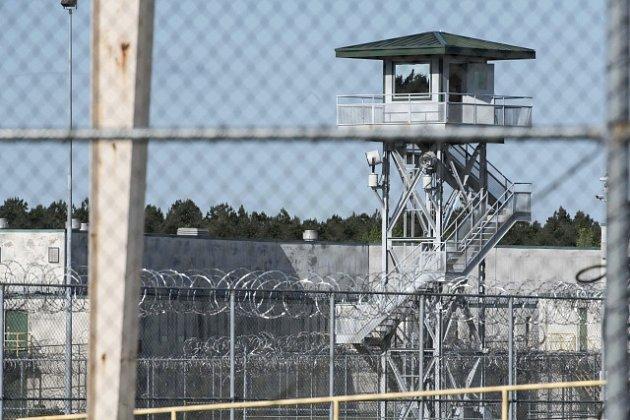 Násilí v americké věznici v Jižní Karolíně.