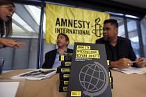 Amnesty International zpráva