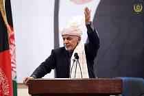 Afghánský prezident Ašraf Ghání