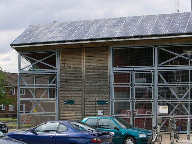 Energie z obnovitelných zdrojů bude mít v Británii po vzoru Německa zelenou.
