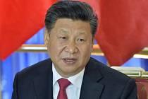 Čínský prezident Si Ťin-pching.