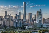 Budova CITIC tower je nejvyšším postaveným mrakodrapem za rok 2018
