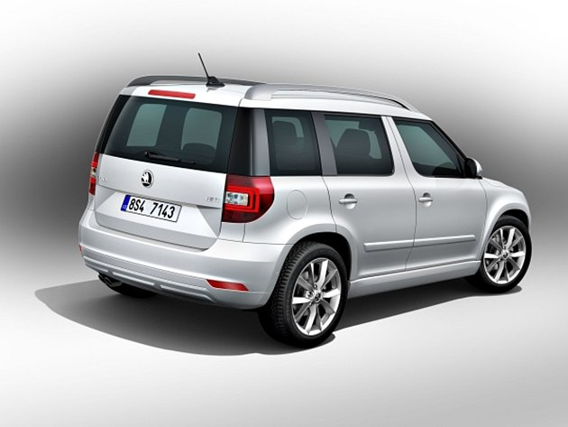 Automobilka Škoda Auto po čtyřech letech oficiálně představila nový facelift modelu Yeti.
