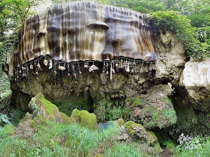 Studna v anglickém hrabství Severní Yorskhire