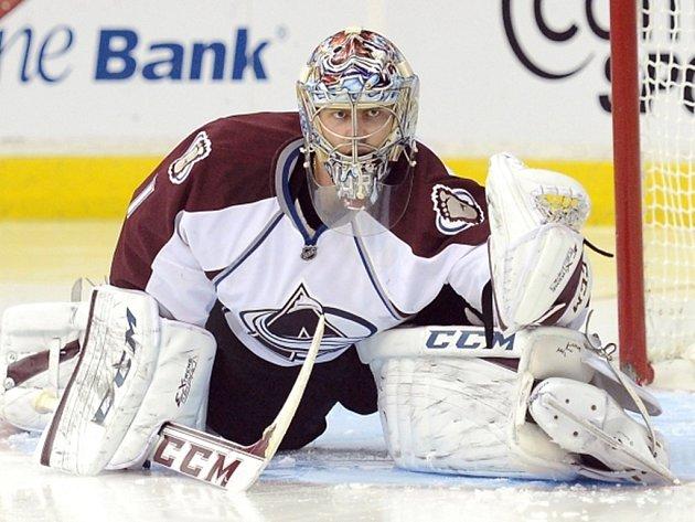 Semjon Varlamov v akci.