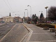 Tyršův most v Hradci Králové
