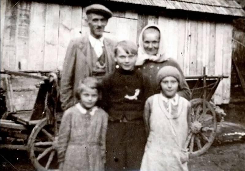 Rodina mlynáře Juřičky
