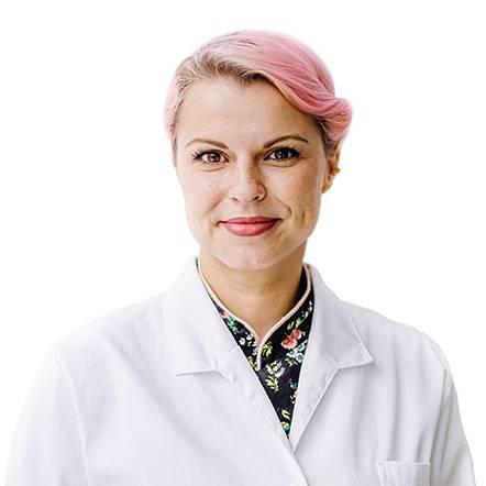 Naďa Klocoková, internistka z Canadian Medical