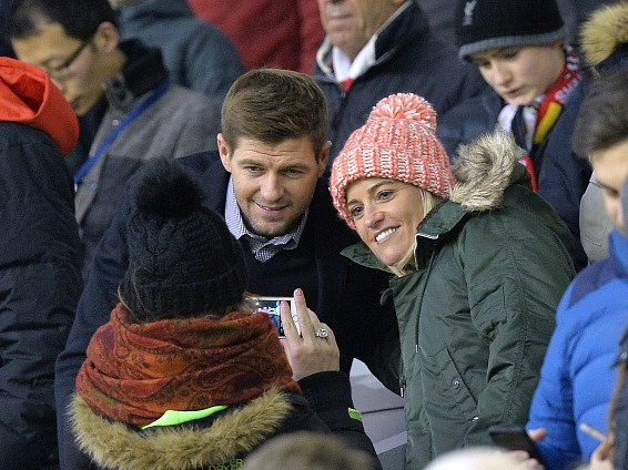 Steven Gerrard už jen jako fanoušek Liverpoolu