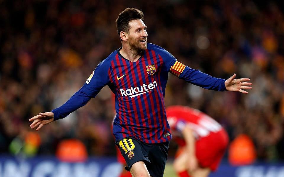 Lionel Messi (FC Barcelona).