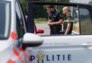 Nizozemská policie - ilustrační foto.