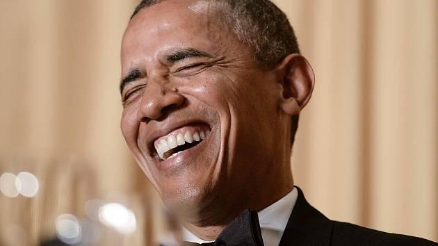 Do Bílého domu přijela spousta celebrit, ale i blízcí přátele manželů Obamových
