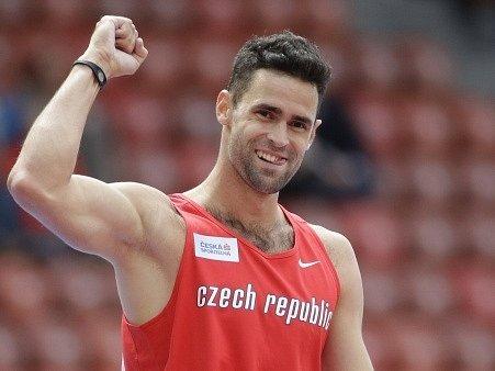 Jan Kudlička po úspěšné kvalifikaci