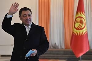 Sadyr Žaparov, prezident Kyrgyzstánu