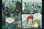 Super Spellsword Sága: Legenda o nekonečnu