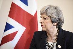 Theresa Mayová, předsedkyně britské vlády a lídr konzervativců