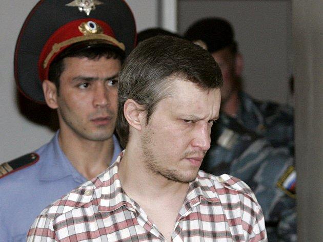 Bitcevský maniak stanul v Moskvě před porotou