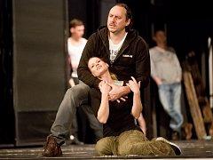 ZE ZKOUŠKY. V Angelice se objeví i Marian Vojtko s Michaelou Gemrotovou.