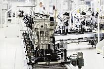 Škoda začala vyrábět nové tříválcové benzinové motory.