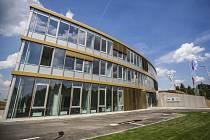 Nové sídlo fotbalové asociace na pražském Strahově