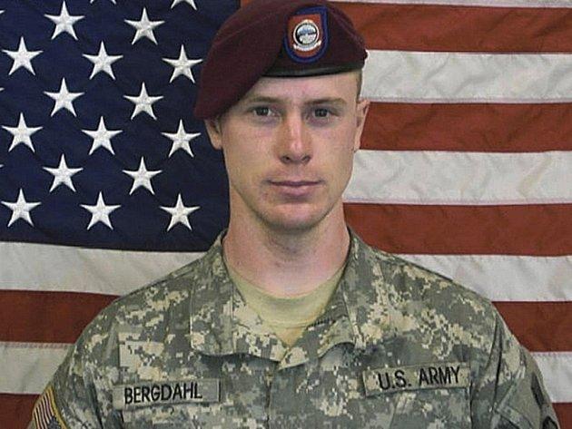 Americký voják Bowe Bergdahl.