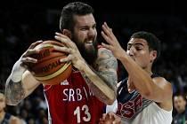 Basketbalisté USA porazili ve finále mistrovství světa Srbsko
