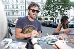 Casey Affleck dorazil na 54. Mezinárodní filmový festival v Karlových Varech