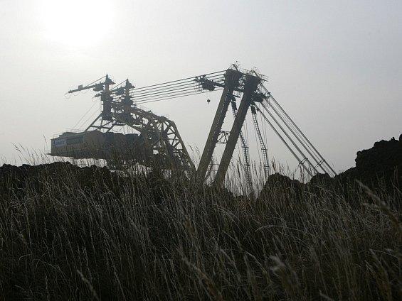 Kauza mostecká uhelná