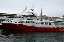 Loď Elding brzy vyrazí poháněna vodíkovým motorem.