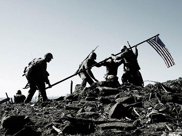 Film Vlajky našich otců