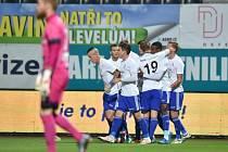 Fotbalisté Mladé Boleslavi