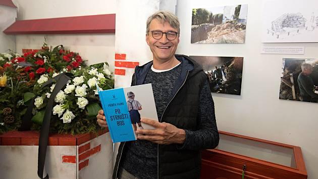 Čas pro změnu. Jan Svěrák přichází s knižním debutem, kde zúročil vlastní zkušenosti