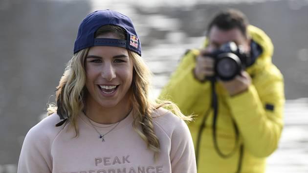 Lyžařka a snowboardistka Ester Ledecká