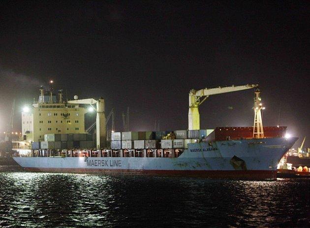 Loď Maersk - Alabama