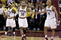 Cleveland rozdrtil ve druhém semifinále Východní konference Atlantu.