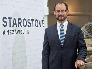Jan Farský z hnutí STAN.