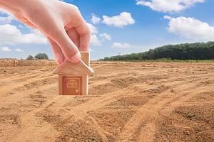 Stavební parcela, pozemek - Ilustrační foto