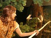 V Rešicích si pálení čarodějnic užily zejména rodiny s dětmi.