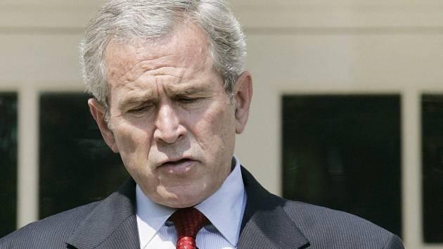 Prezident USA George W. Bush