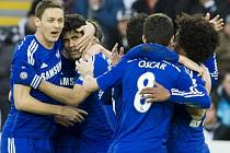 Swansea - Chelsea: Radost hostů